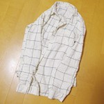 GUネルチェックシャツの口コミ!ウィンドウペーンって何?