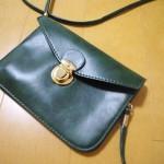 1,120円!DHOLIC(ディーホリック)のレザー調プチプラミニバッグは旅行にもおすすめ!